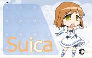 雪歩誕生日記念Suica