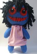 青い人形(リベンジ)