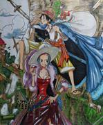 海賊王と王女