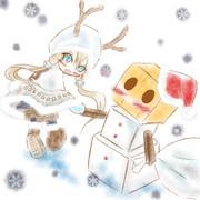 雪ゆかり+クリスマス=?
