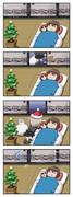 ガルパン漫画『黒森峰のクリスマス』