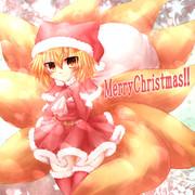 クリスマス幻想入り。