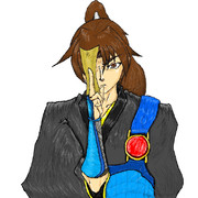 【ONI】高野丸【描いてみた】