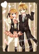 Rin&Len Happy Birthday!