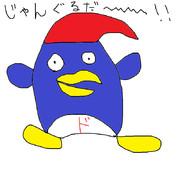 ドンキホーテのペンギン(ドンペン) 描いてみた