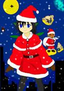 クリスマスボーダー