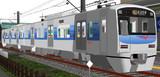 【試験配布】MMD向け京成電鉄3000形7次車(3050形)先頭車
