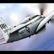 EA-1 スカイレイダー早期警戒型