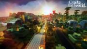 【Minecraft】ctwの風景 ―始まりの場所―