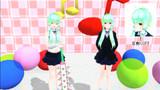 【MMD】夏・ブレザーらいち♪のお裾分け【モデル配布】