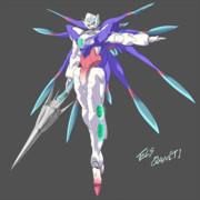 ELSクアンタ【ロボ魂記念】