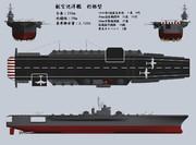 航空巡洋艦 「利根」みたいな妄想艦