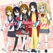 2012年に放送されたアニメヒロイン×HTT