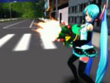 【GIFアニメ】アケオメだぜー!フゥーハハハ!