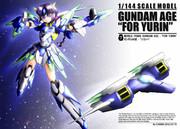 """ガンダムAGE-""""For Yurin"""""""