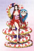 蛇姫さま♡