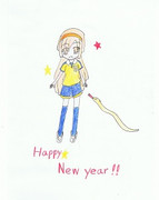 Happy☆New year!!!!