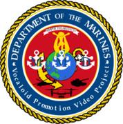 MMD海兵隊の紋章作ってみた