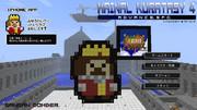 【 Minecraft 】バトリクスの王様【キャラ物件作成日記】
