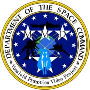 MMD宇宙軍の紋章作ってみた