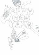 ジョジョの奇妙な新年