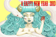 A HAPPY NEW YEAR!!!