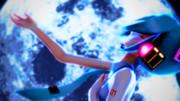 【MMD】2013新春静止画選手権 参加作品 「月に願いを・・」