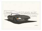 フェラーリ365GTBデイトナ・スパイダー