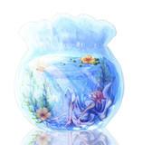 金魚鉢の天使