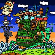 しまむの動く城