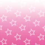 【フリー素材】スター水玉