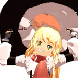 【東方MMD】魔理沙の香霖堂冬服仕様