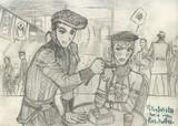 * 【ジョジョ】仗助と露伴先生【だい4ぶ!】