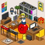 ポッパー君と美少女DJ2