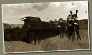 【MMD】1号戦車と砲兵鏡