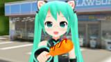 ぴくちぃミクさん「はい、あ~ん(^ヮ^*)」