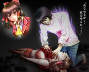 【流血注意】必死の応急処置