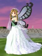 【MMD】たまにはドレスも【メルセデス】