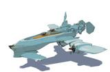 飛行戦艦ディオメデス