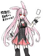【祝アニメ化】 黒ウサギ 【問題児シリーズ】