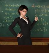 正統派女教師