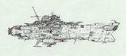 宇宙戦艦キング・ジョージⅤ世「自作艦」