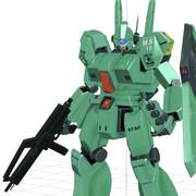 【MMD】RGM-89ジェガン公開