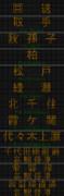 東日本旅客鉄道 209系1000番台 表示詰め合わせ
