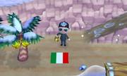 【とび森】イタリア国旗