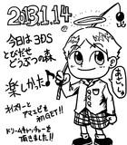 生放送総括イラスト【2013.1.14】
