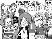 赤髪海賊団。