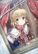 雪とアリス