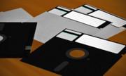 5.25インチフロッピーディスク(配布)