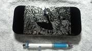【筆箱】 聖白蓮を彫ってみた